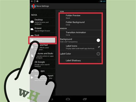 how to create a folder on android how to make an app folder on android with launcher 9