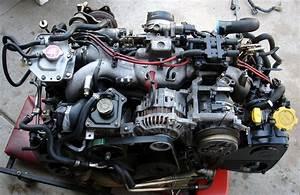 Subaru Legacy  Impreza 2 0l  Ej20tt Engine