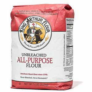 The Best Flour | Cook's Illustrated