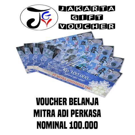 voucher map 100 mitra adi perkasa harga map gift voucher pecahan 50 ribu discount 5 id
