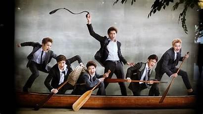 Exo Wallpapers Kpop Bts Laptop 4k Background