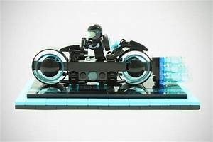 TRON Legacy By BrickBros UK Has Been Approved By LEGO ...