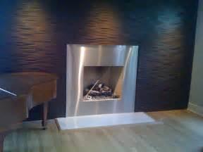 Tin Fireplace Surround