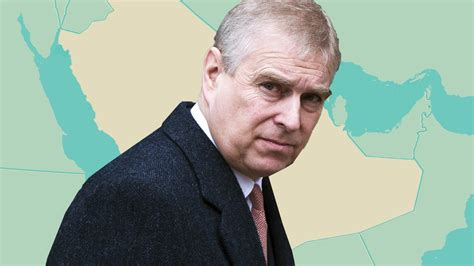 Prince Andrew Picks The Worst Moment To Cozy Up To Saudi ...