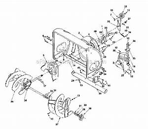 Craftsman 247888160 Parts List And Diagram   Ereplacementparts Com