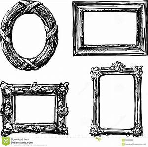 Vintage Frames Stock Photos - Image: 33290033