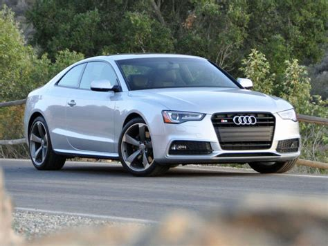 2014 Audi S5 Coupe Review And Quick Spin