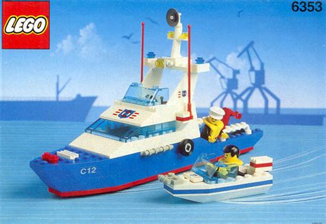 Lego City Fishing Boat Speed Build by Floating Lego Boats Lego Town Eurobricks Forums