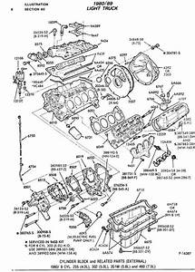Ford F350 Interior Parts Diagram