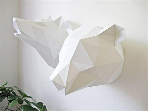 paper wolf folding kit assembli