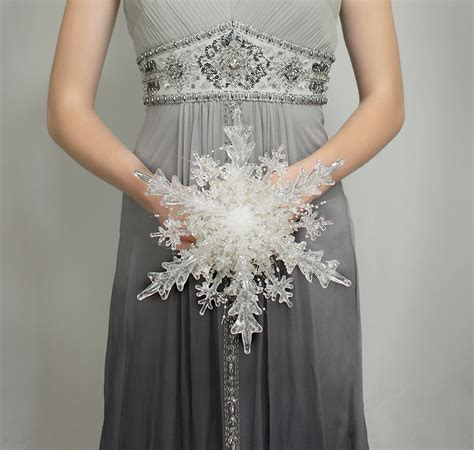 Elegant Silver And White Winter Wedding Ideas And Inspiration