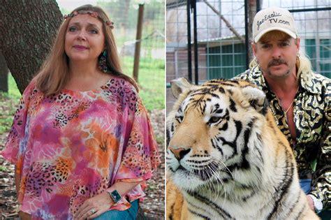 carole baskin   awarded  zoo  owned  joe