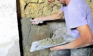 Reboucher Grosse Fissure Mur Exterieur : reparer un mur comment reparer une grosse fissure dans un mur bricovid o conseils travaux ma ~ Louise-bijoux.com Idées de Décoration