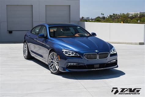Alpina's Stylish B6 Gran Coupe Looks Even Better With