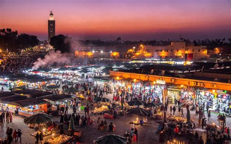 perfect time  visit marrakech