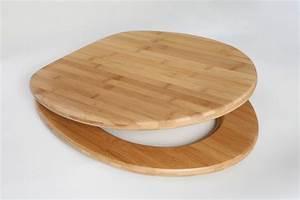 Wc Sitz Holz Massiv : wc sitz bambus dunkel mit edelstahlscharnieren ~ Eleganceandgraceweddings.com Haus und Dekorationen