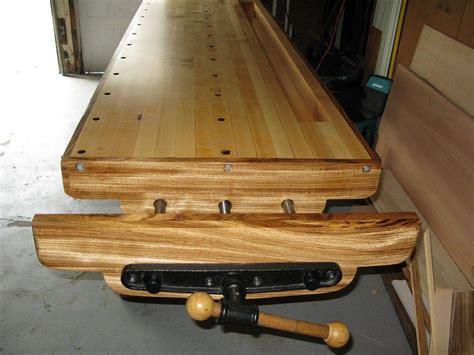 woodworking workbench woodworker magazine