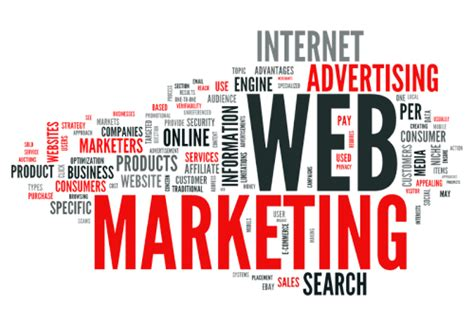 marketing web offre responsable web marketing