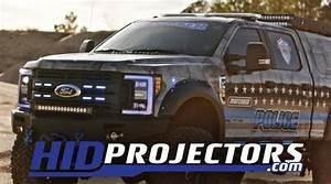 2017  Ford F250 Led Headlights
