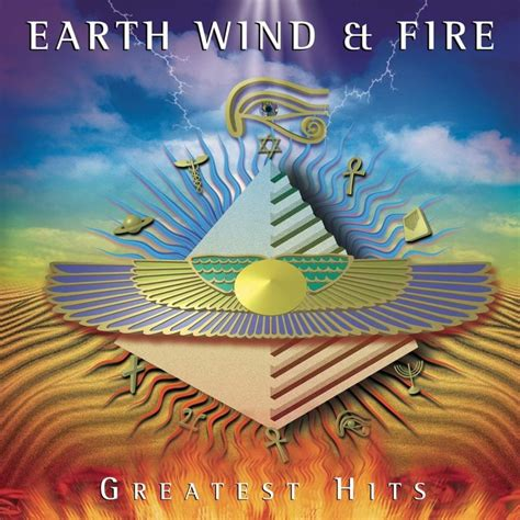 Earth, Wind & Fire - Greatest Hits Lyrics and Tracklist ...