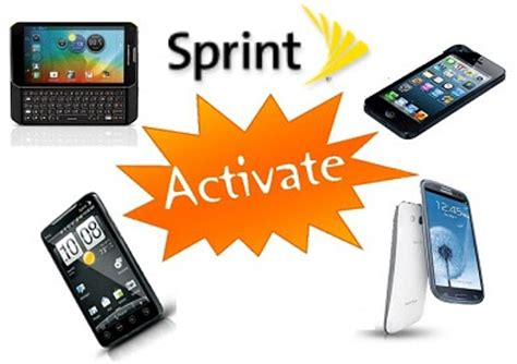 activate a sprint phone sprint activate site to activate any sprint device