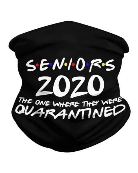 Seniors 2020 cloth face mask - Cusstee