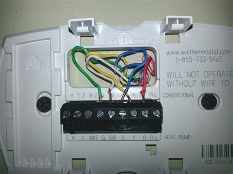 Honeywell 6000 Thermostat Wiring Diagram by 2 Stage Honeywell 6000 Thermostat Wiring Diagram Wiring