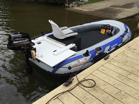 Intex Excursion 5 Floor by Intex Excursion 5 Ultimate Modification The Hull