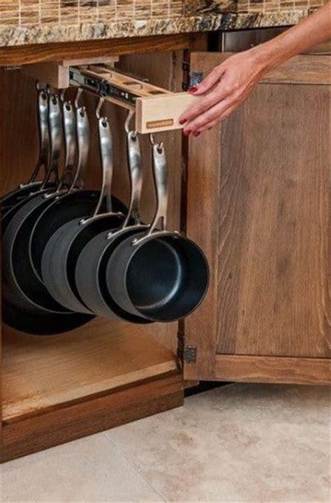 superb ways  save space   kitchen