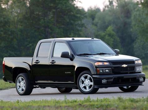 2004 Chevrolet Colorado Crew Cab Specifications, Pictures