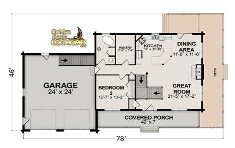 golden house layout golden eagle log homes lofted log 1969al floor