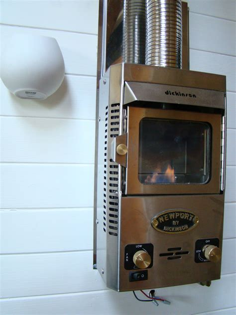 Propane Boat Heater by Dickinson Stove Search Saltlife