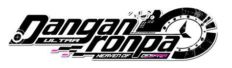 Anime Heaven Danganronpa Ultra Danganronpa Heaven Of Despair Logo By