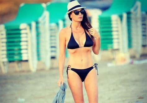 silvia d amico bikini buffon ilaria d amico vacanze hot effusioni sullo yacht