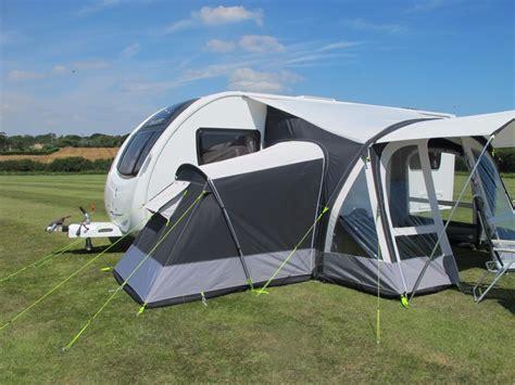 annexe chambre auvent auvent gonflable kampa air 350 pour caravane avec
