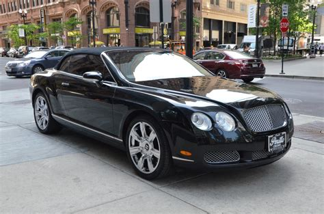 Bentley Continental Gtc by 2007 Bentley Continental Gtc Stock Gc947aab For Sale