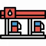 Icons Gas Station Icon