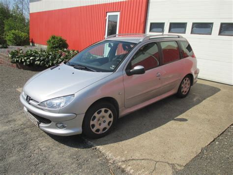 Image 40 Of 50 Peugeot 206 Sw 14 Hdi St Car For Sale Retrade