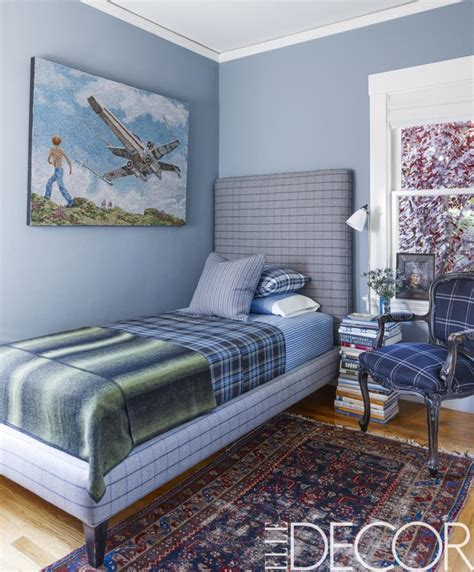 Bedroom Walls Painted Blue by The Oakland Home Of Printy