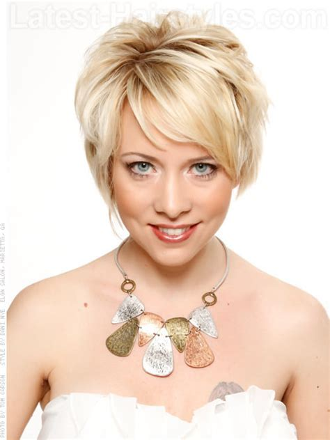 Current Short Hairstyles   Hairstyle Album Gallery