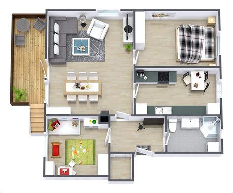 denah rumah minimalis  kamar tidur   terbaru