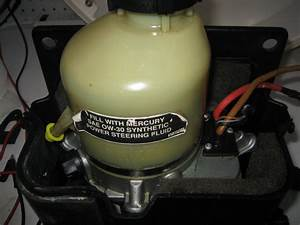 Mercury Verado Power Steering Pump Kit W  Cable