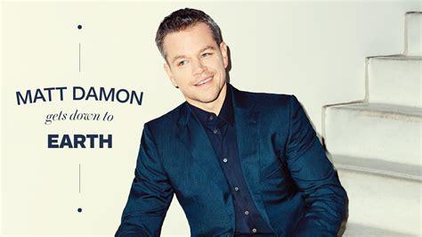 Matt Damon Poses for The Hollywood Reporter, Talks Bourne ...