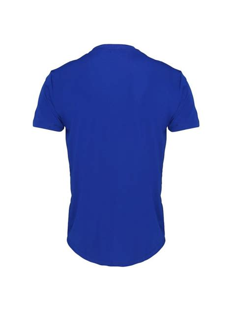 plain t shirt everton fc adults merchandise 140 gsm