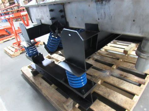 carrier vibrating equipment fcs ss vibratory