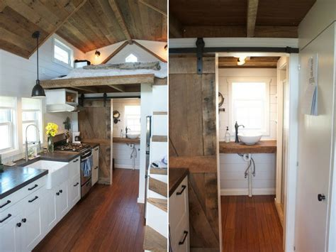modern farmhouse tiny home tiny house town