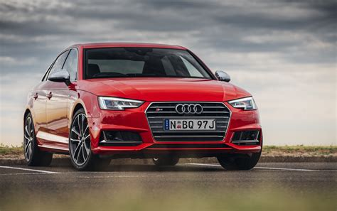 Audi S4 by 2017 Audi S4 Pricing And Specs Photos Caradvice