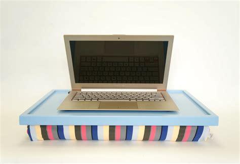 laptop cushion lap desk laptop lap desk or breakfast serving tray light blue