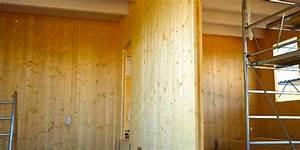 La Legnami I Pareti preassemblate in Legno per Case Prefabbricate