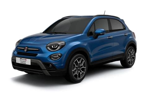 Fiat Lease Special by Lease Fiat 500x Hatchback 1 4 Multiair S Design 5dr